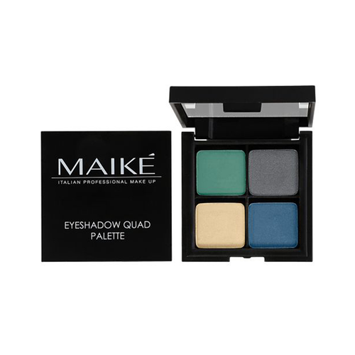 MAIKE Eyeshadow Quartet Palette Quartet Eyeshadow Sea Breeze 01