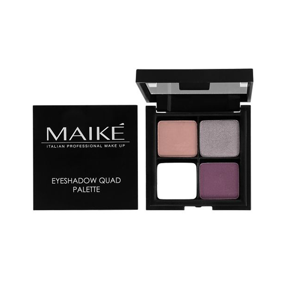 MAIKE Eyeshadow Quartet Palette Quartet Eyeshadow Tropicana 02