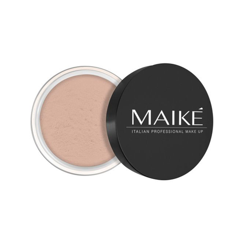 MAIKE Fix Powder Loose Powder Natural Skin 02