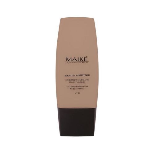 MAIKE Miracle and Perfect Skin Mattyfing Foundation Amber 06