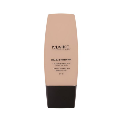 MAIKE Miracle and Perfect Skin Mattyfing Foundation Golden 04