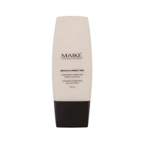 MAIKE Miracle and Perfect Skin Mattyfing Foundation Ivory 02