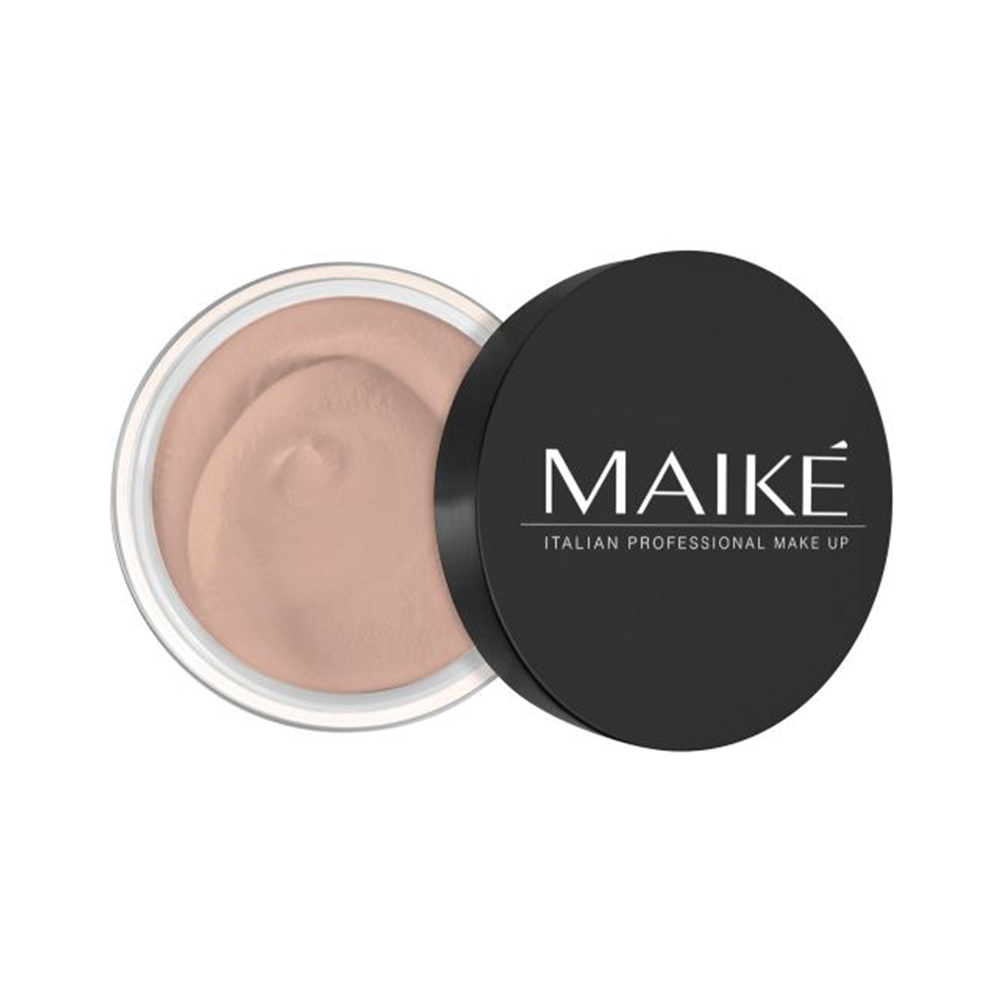 MAIKE Silky Mat Mousse Foundation Desert 01