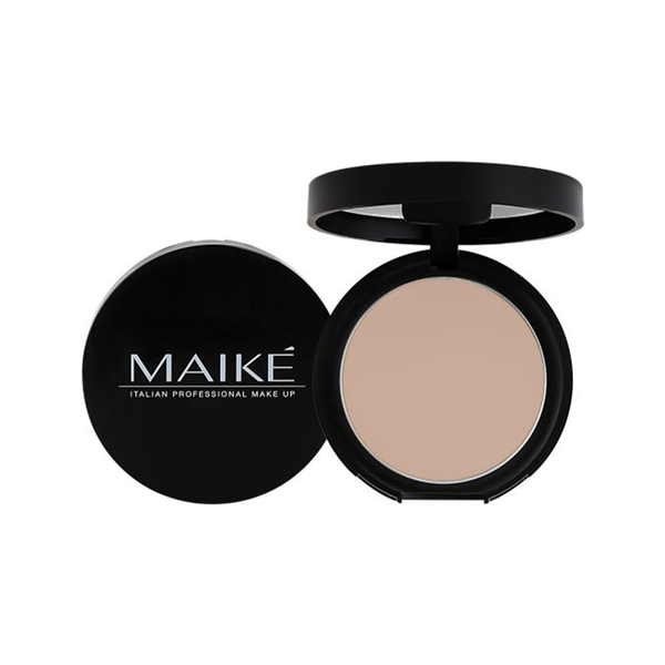 MAIKE Soft Touch Powder Compact Powder Rich Tan 04