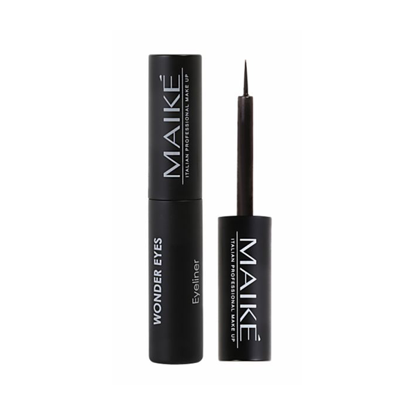 MAIKE Wonder Eyes Eyeliner Black 01