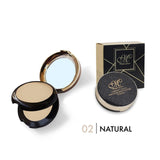 Magic Colour Complexion Compact Powder 02 Natural
