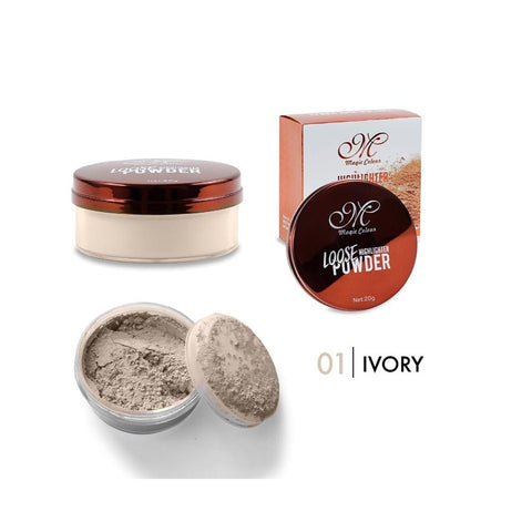 Magic Colour Loose Powder 01 Ivory