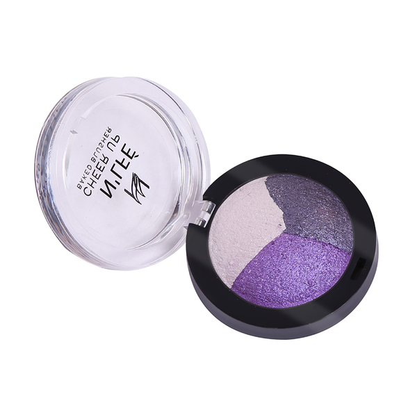 NLFE Color Trio 04 3 in 1 Eye Shadow Lilac Youth