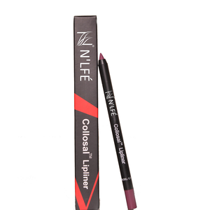 NLFE Colossal Lipliner Cocktail Pink