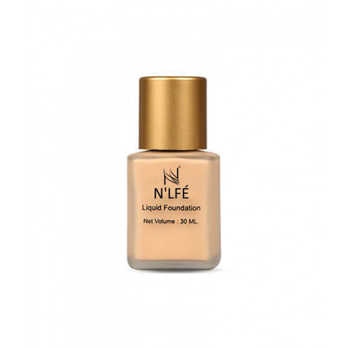 NLFE Liquid Foundation LF01Natural