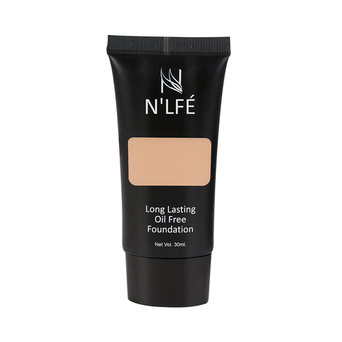 NLFE Long Lasting oil free foundation Rosa fresh