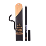 NLFE Maximeyes Smoky Pencil Black