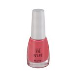 NLFE Super Matte Nail Polish SM04 French Pink