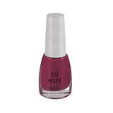NLFE Super Matte Nail Polish SM06 Dark Purple