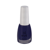 NLFE Super Matte Nail Polish SM09 Peacock Blue