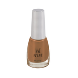 NLFE Super Matte Nail Polish SM11 Beige Brown