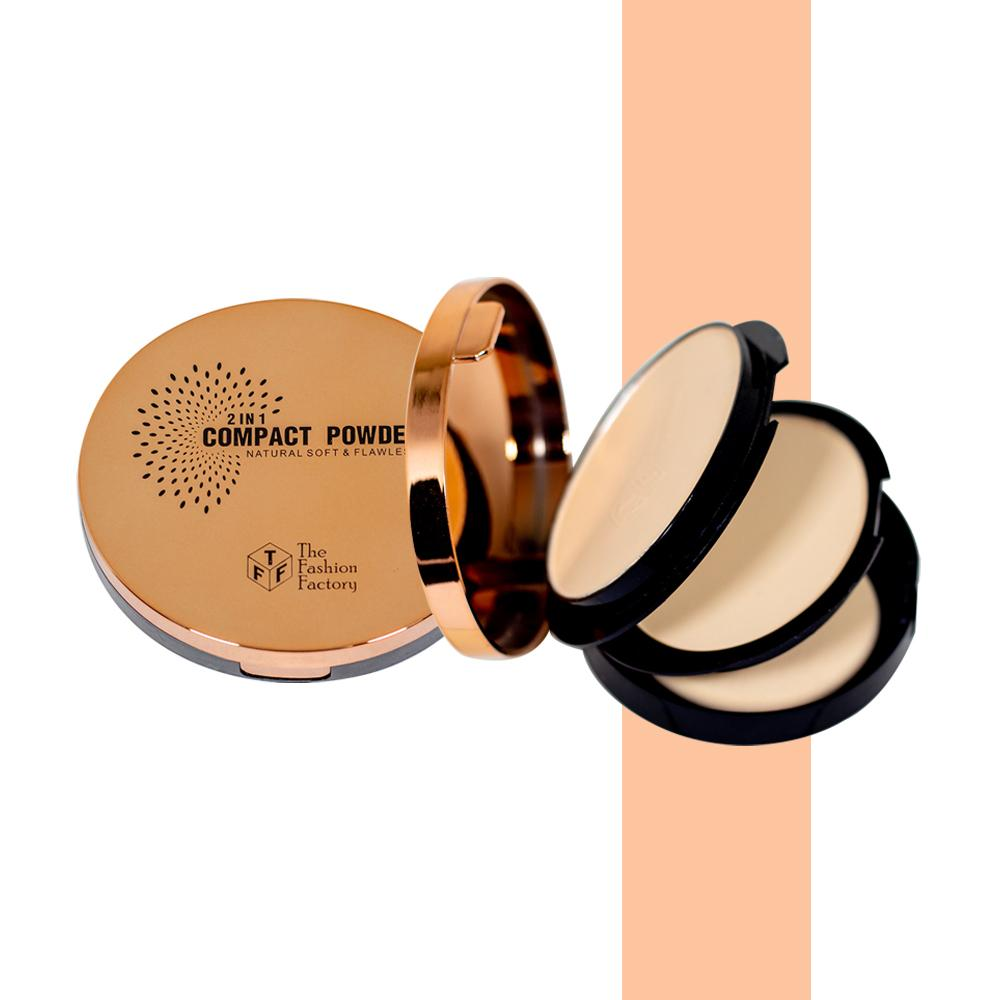 TFF 2 in 1 Compact Powder 2