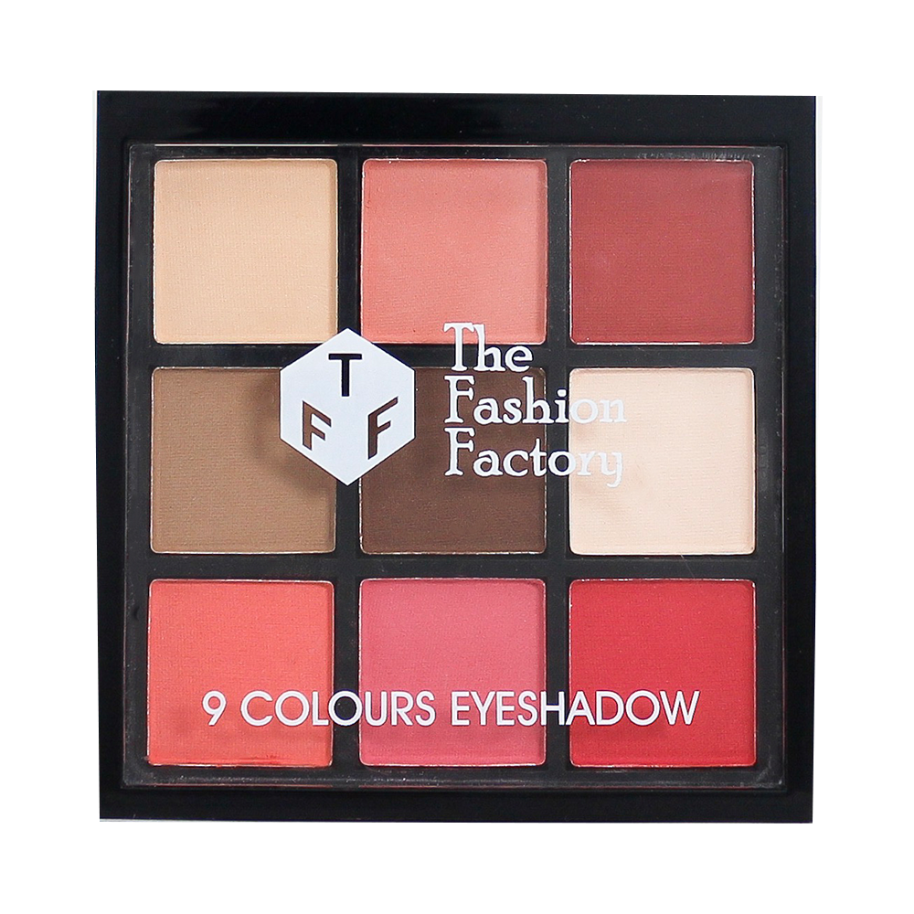 TFF 9 Color Eyeshadow 04