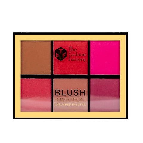 TFF Blush Perfection 6 Blusher Palette 03