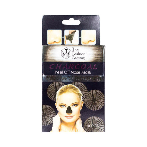 TFF Charcoal Peel Off Nose Mask Blackhead Removing (10 pcs)