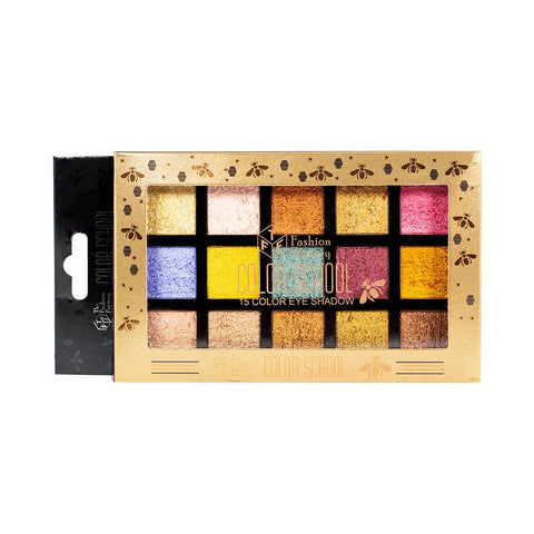 TFF Color School 15 Color Eyeshadow 01