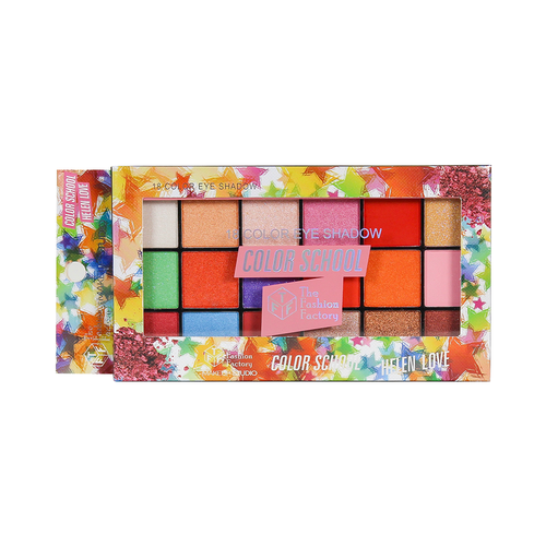TFF Color School 18 In 1 Eyeshadow Palette 01