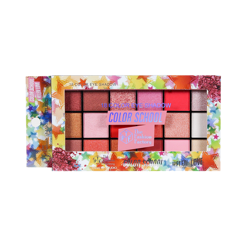 TFF Color School 18 In 1 Eyeshadow Palette 03