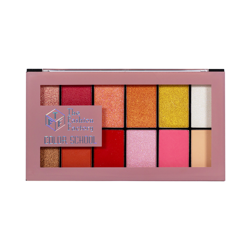 TFF Color School The Elegant Eyeshadow Palette 02