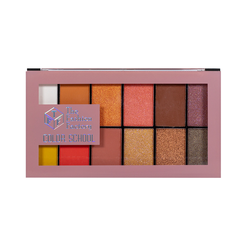 TFF Color School The Elegant Eyeshadow Palette 04