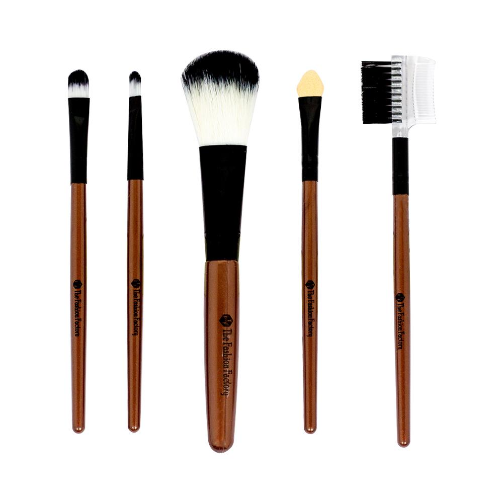 TFF Complexion Brush Set Bronze