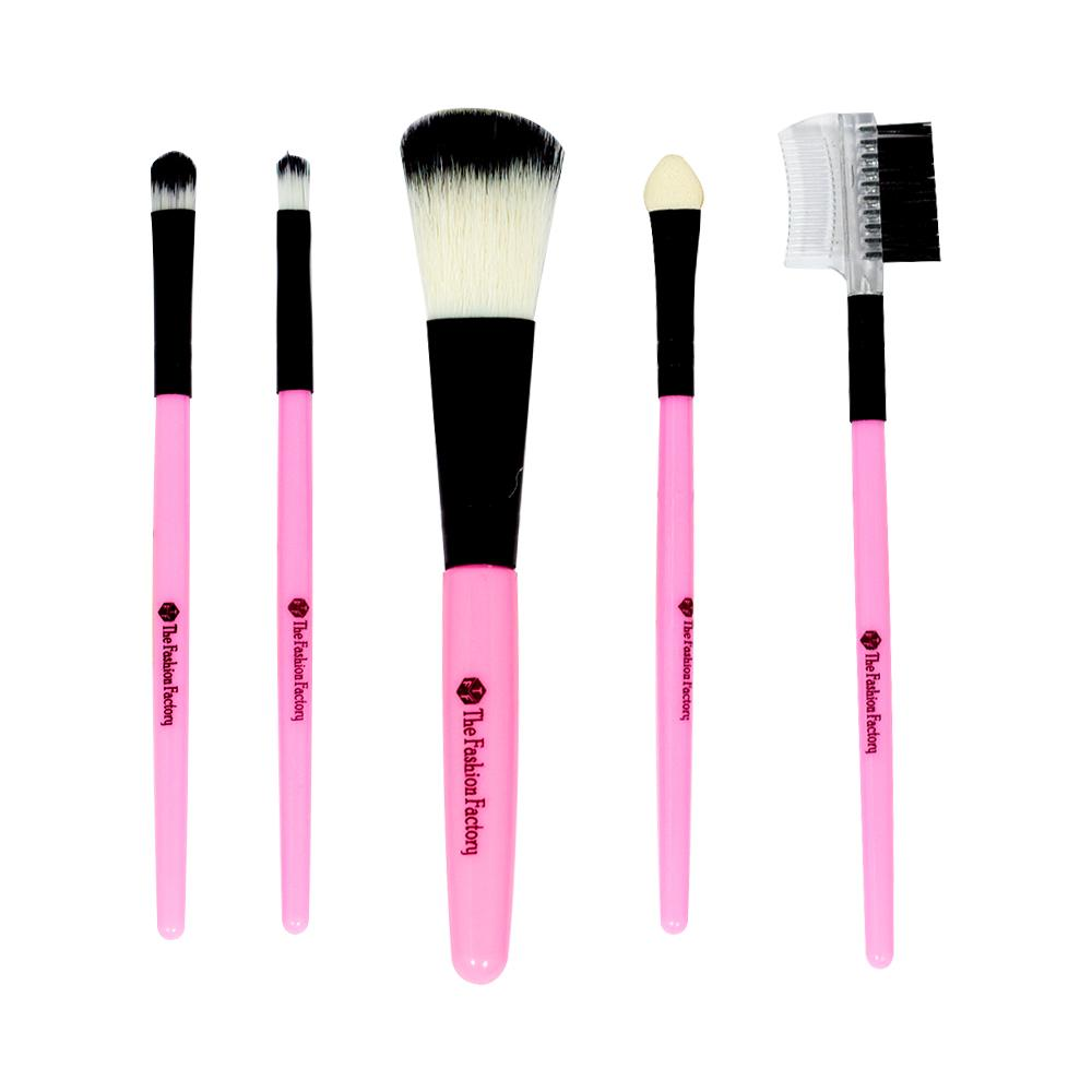 TFF Complexion Brush Set Pink