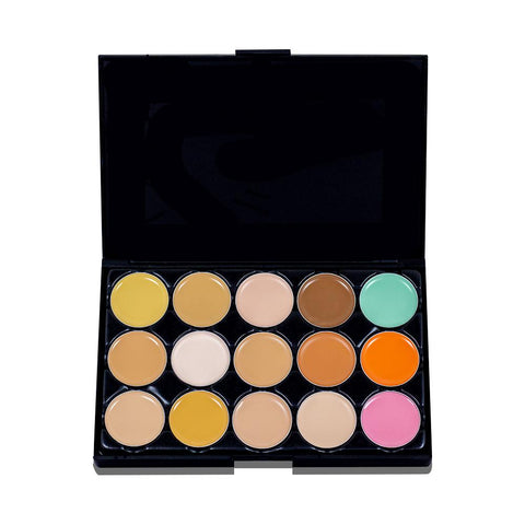 TFF Cover All Concealer Palette 15 Colors 01