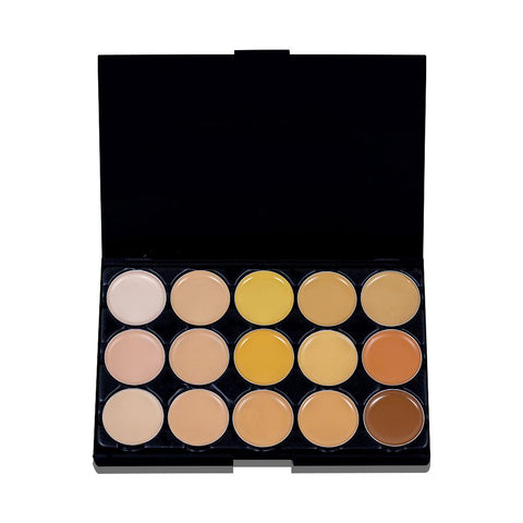 TFF Cover All Concealer Palette 15 Colors 02