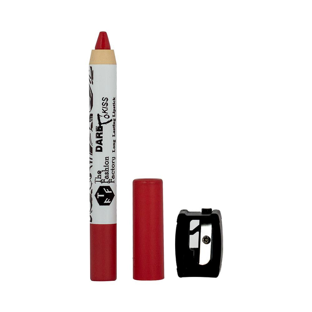 TFF Dare To Kiss Long lasting Lip Crayon with Sharpner