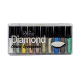 TFF Diamond Glitter Eyeshadow Set of 10 B