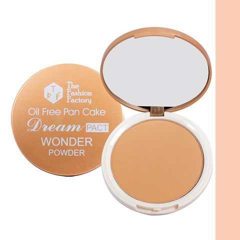 TFF Dream Pact Oil Free Pan Cake 1