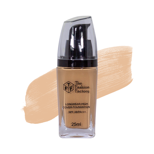TFF Long Wear High Cover Foundation Spf 38 01