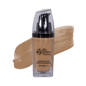 TFF Long Wear High Cover Foundation Spf 38 02