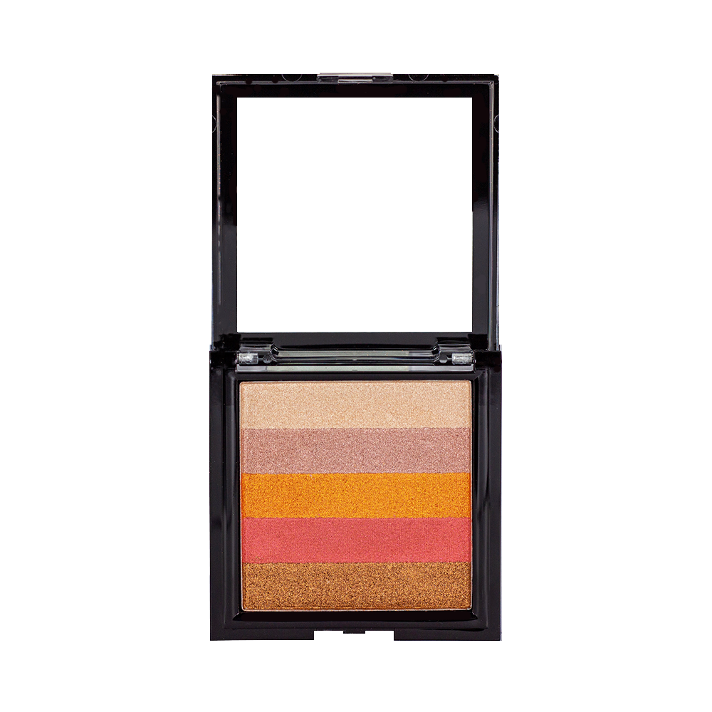 TFF Makeup Artist 5 Color Eyeshadow 02
