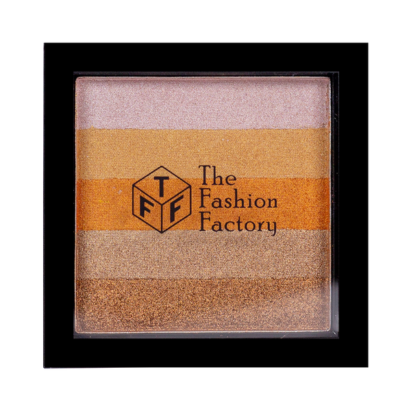 TFF Makeup Artist 5 Color Eyeshadow 04