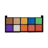 TFF Shine Color Master 10 Color Eyeshadow 01