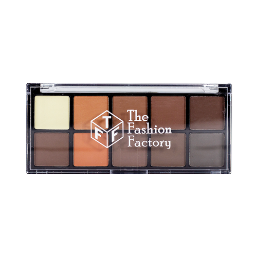 TFF Shine Color Master 10 Color Eyeshadow 02