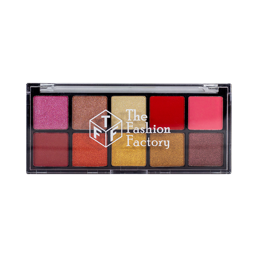 TFF Shine Color Master 10 Color Eyeshadow 03