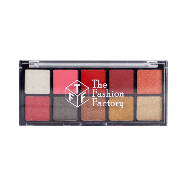 TFF Shine Color Master 10 Color Eyeshadow 04