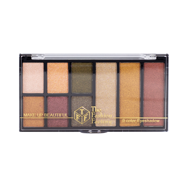 TFF Shine Color Master 9 Color Eyeshadow 06