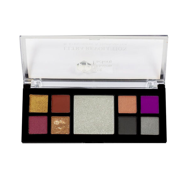 TFF ULTRA REVOLUTION 8 Eyeshadow & Highlighter Palette 04