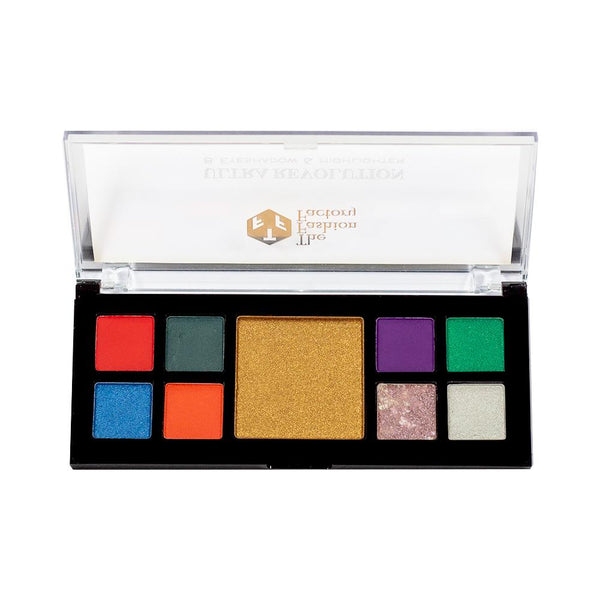 TFF ULTRA REVOLUTION 8 Eyeshadow & Highlighter Palette 05