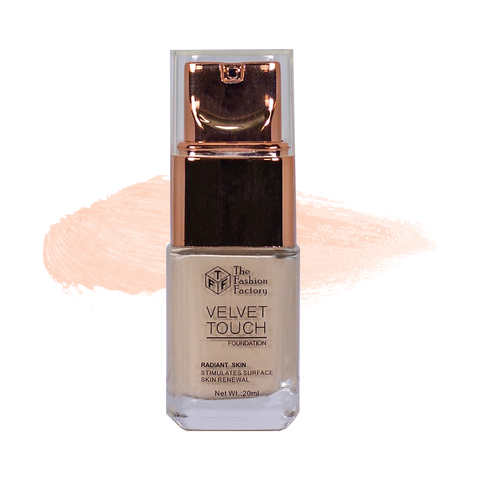 TFF Velvet Touch Foundation 1