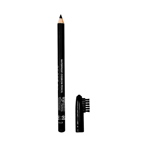 TFF Waterproof Eyebrow Pencil Black 01
