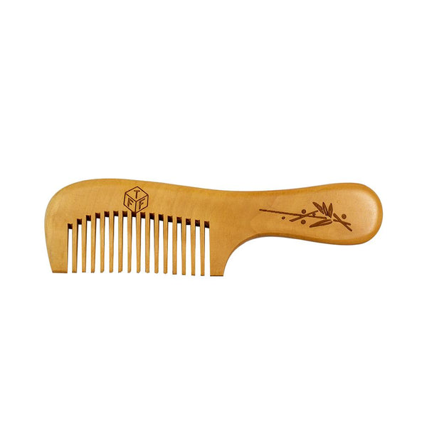 TFF Wooden Comb 2